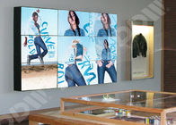 High contrast Large Video wall digital signage Flexible structure design for Restaurant and hotel DDW-LW550DUN-THB5