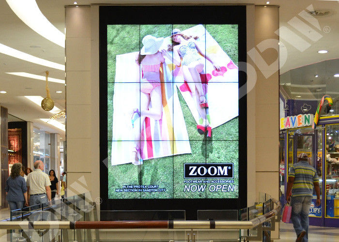 FHD screen commercial wall display , video wall lcd monitors for office building DDW-DV55FHM-NS0