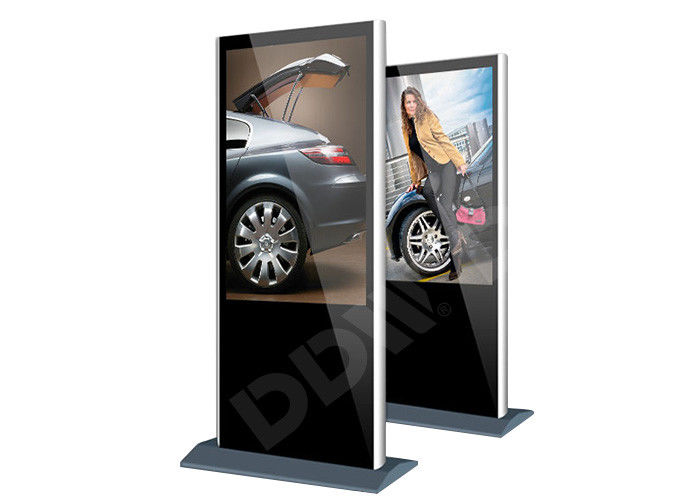 43 inch interactive multi media touch screen kiosk display 1920x1080 DDW-AD4301SNT