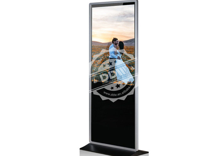Capacitive touch screen monitor Advertising Kiosk 0.625mm Touch precision None Noise DDW-AD4901SNT