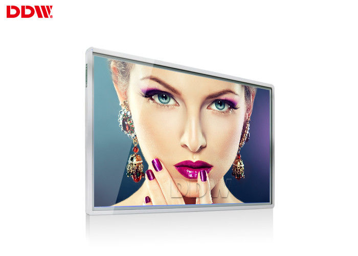 Android Wall Mount Interactive Touch Screen Digital Signage 5ms Response Time For Elevator