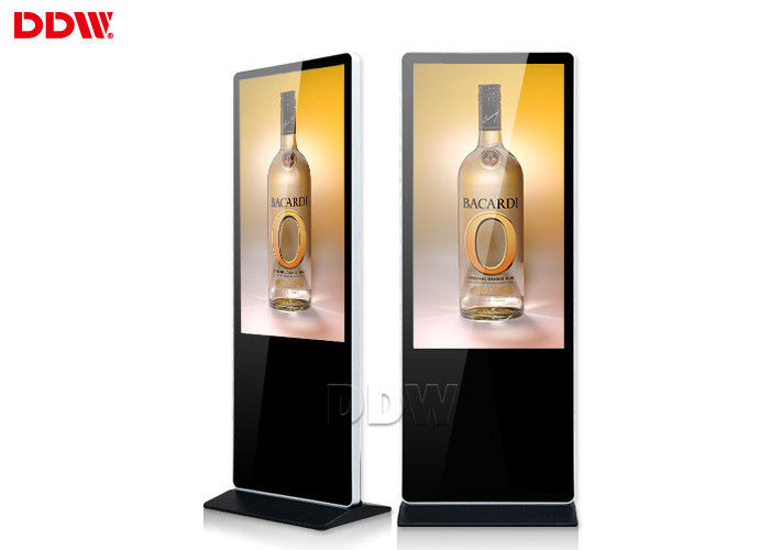 Shop 49 Lcd Display Stand Alone Digital Signage Advertising Multi Language 6ms 16.7M 1920x1080 DDW-AD4901S