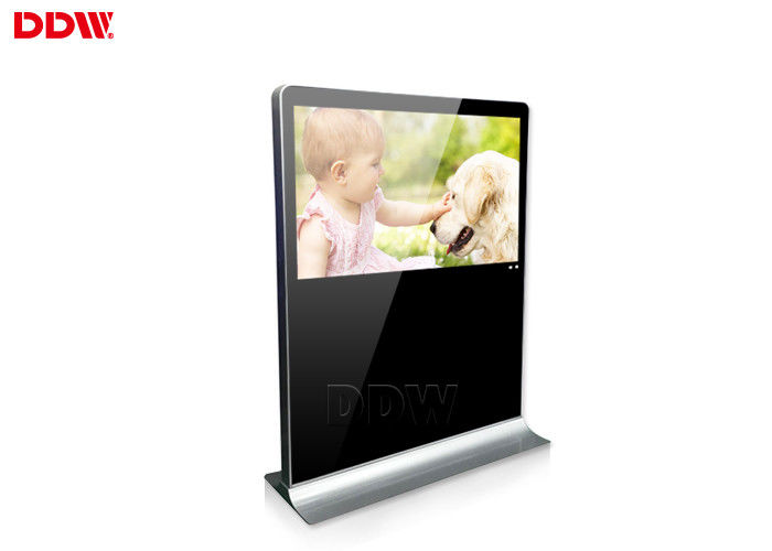 65 Inch touch Stand Alone Digital Signage lcd advertising display landscape
