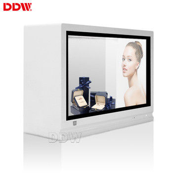 WLED Backlit Transparent Display Screen , 37'' See Through Lcd Display DDW-ADTS3701
